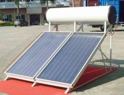Flat Plate Solar Water Heater