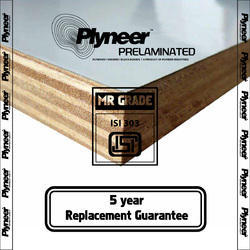 Plyneer Pre Laminated Commercial Plywood