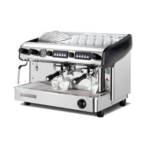 Double Group Coffee Machine