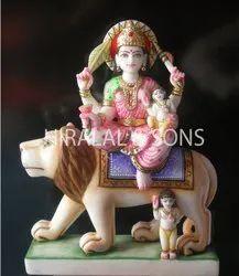 Marble Ambika Devi