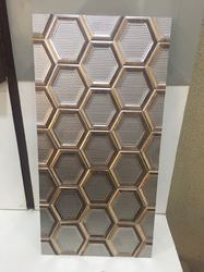 Vistaar Ceramic Silver Decorative Wall Tiles