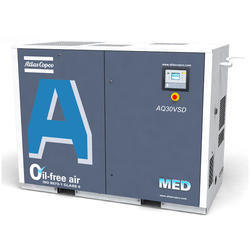 Oil Free AQ-30 VSD Air Compressors