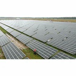 1  MW Solar Power Plant Project
