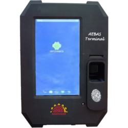 Mantra Aadhaar Enabled Biometric Attendance System