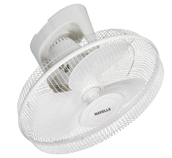 Swing Gyro White Cabin Fan