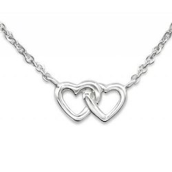 Radhe Silver Designer Necklace