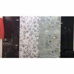 Transparent Laker Glass