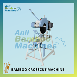 Bamboo Cross Cut Machine