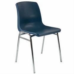 SS Plastic School Chair