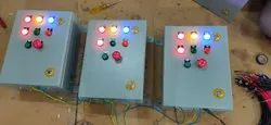 WTP Control Panel, Operating Voltage: 220-415v Ac