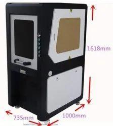 Full Enclosed CNC Fiber Laser Cutting Machine
