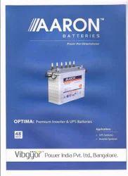 Aaron Inverter / Solar / Tubular Battery