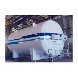 SES Argon Storage Tank