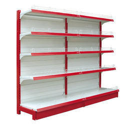 5 Shelves Supermarket Display Rack