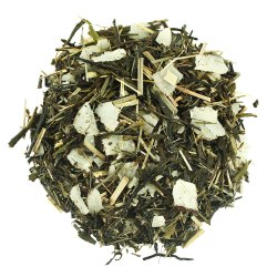 Coconut Sencha Green Tea