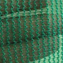 Green and Black Mix Shade Net