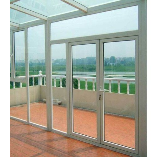 Indoor Office UPVC Partition