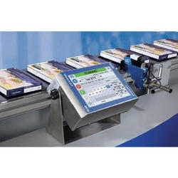Videojet Technologies快速打印热喷墨打印机,打印速度:高达102米/分钟