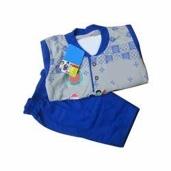 Male Blue Kids Cloth