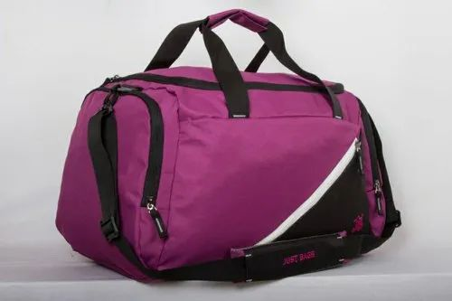 "Just 19"" Polyester Duffle Bag for Travel"
