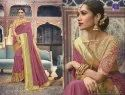 Silk Designer Saree with Blouse Piece
