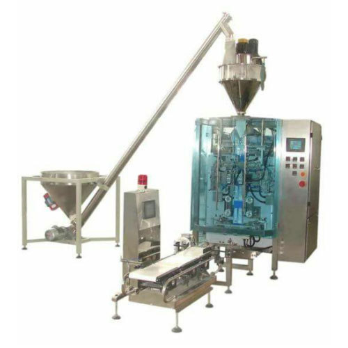 Servo Auger Filling Machine