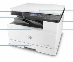 Grey HP M-433a : A-3 Size B&w Multifunction Copier : Simplex., Warranty: Upto 1 Year, Memory Size: 128 Mb