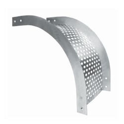 Perforated Cable Tray Vertical Bend Outside
