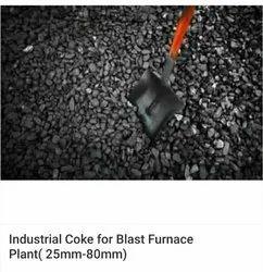 Industrial Coke for Blast Furnace, Packaging Type: Loose