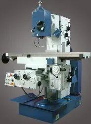 Cast Iron Knee Type Vertical Milling Machine