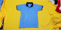 Sky Blue T-Shirt School Uniform