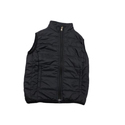 Kids Sleeveless Black Jacket