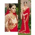 Designer Jacquard Pure Silk Saree