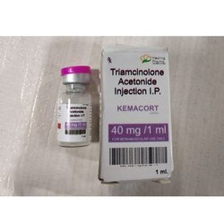 Kemacort 40 mg/ ml Injection