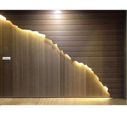 Decorative Plastic Wall Panels decorative pvc wall panels at rs 45 /square feet | pvc wall panel