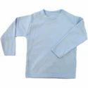 Cotton Unisex Baby Long Sleeve T-shirts