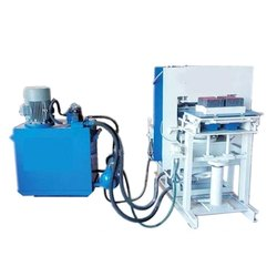 Hydraulic Semi-Automatic Concrete Block Making Machine