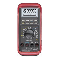 Counts Hand Held TRMS Digital Multimeter with PC Interface