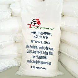 Powder 4-Methylphenylacetic Acid, Packaging Type: Bag, Packaging Size: 25
