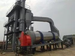 160 TPh Aspahlt Batch Mix Plant