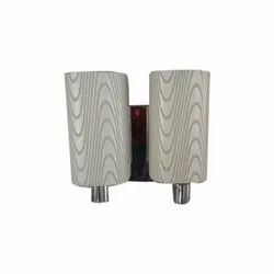 Cool White Up Ceramic Wall Lights, For Outdoor Lighting, Indoor Light
