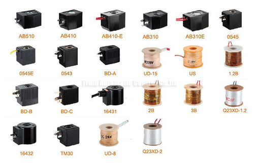 Solenoid Coil Wholesale Trader from Chennai