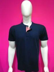 Men's Henley T Shirt