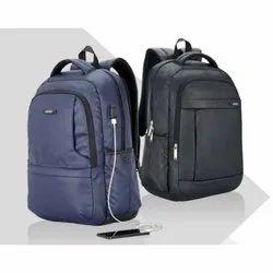 Safari Rechargeable Shoulder Backpack