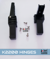 Ijet Hinges For Use In Samsung K2200 And Hp M436