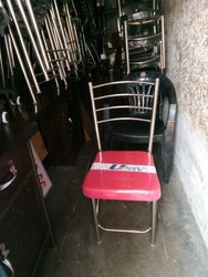 18 Inchi Height Steel Chair