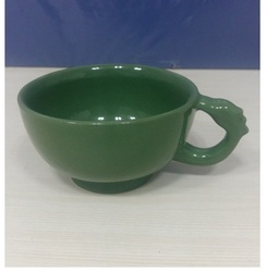 Ceramic Green Tea Cup