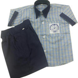 Kids Summer School Uniform