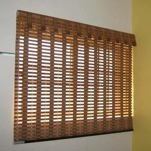 Unique Bamboo Window Design 10