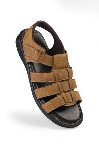 97a05c43a15 Brown Sandle Diabetic Sandals